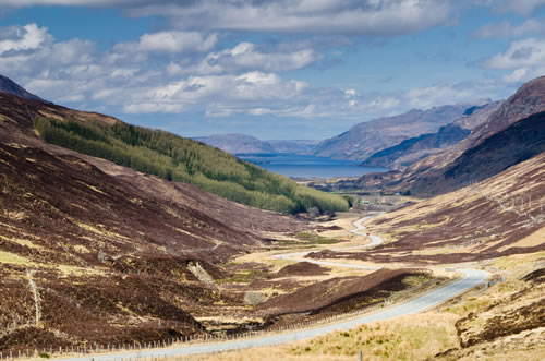 Getting around Wester Ross by Road